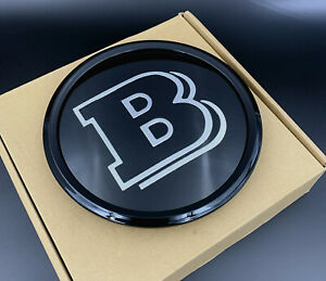 BRABUS Type-B Kühlergrill Schwarz Emblem für Mercedes Benz A C E S