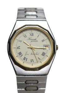 "vintage Kienzle quartz Armbanduhr ""Hans Rosenthal"" Harley Ronda 3775 Quarz"