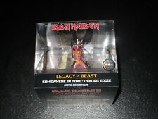 Iron Maiden Legacy Of The Beast Stranger In A Strange Land Vinyl Figure Sealed