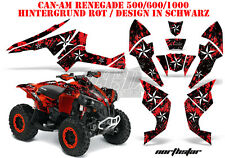 AMR Racing DECORO GRAPHIC KIT ATV CAN-AM Renegade, ds250, ds450, ds650 Northstar B