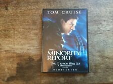 Minority Report - Dvd - Tom Cruise Colin Farrell