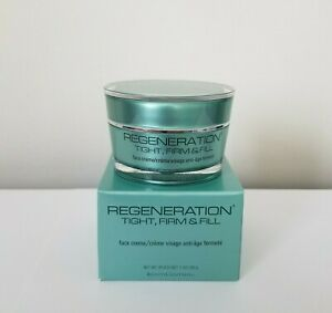 BeautiControl Regeneration Tight, Firm & Fill (TFF) Face Creme 1 oz. New In Box