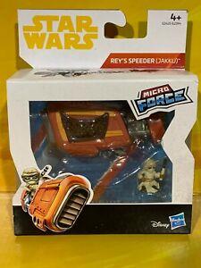 Star Wars - Micro Force - Rey's Speeder (Jakku)
