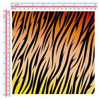 Adesivo serbatoio auto tigre tiger design sticker reservoir car cm. 20x20