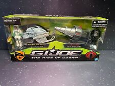 GI Joe The Rise of Cobra Rockslide ATAV & Mole Pod Action Figure Vehicle