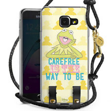 Samsung Galaxy A3 Duos 2016 Carry Case Handykette Muppets Carefree is the way