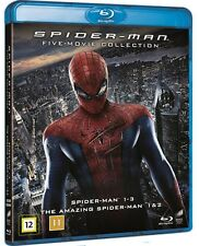 SpiderMan 5 - Movie Collection Blu Ray