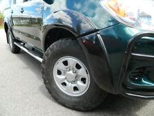 Toyota Hilux 2012 - 2015 Mk6 Double Cabine Roue Arch Flares-Noir 209