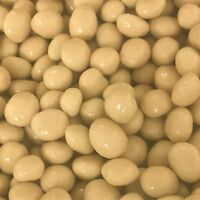 Gourmet White Chocolate Espresso Beans by Its Delish, 5 lbs Bulk