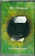 Stiltskin - The Mind's Eye (Cassette)  -NEW- MINT-SEALED- SIGILLATA