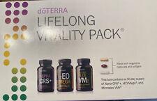 doTERRA Lifelong Vitality (Bottles) Pack 30 day - NEW FREE SHIPPING