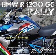 Set Adesivi BMW R 1200 GS LC 2017 RALLYE EXCLUSIVE