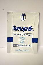 Dibi Nuovapelle Moisturizing-Vializing Tonic Lotion Sample 0.10 oz  set of 18