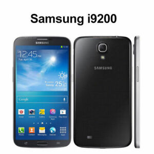 Original Samsung Galaxy Mega 6.3 I9200 8GB ROM 1.5GB RAM AT&T Android SmartPhone