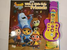Beat Bugs - With a Little Help From My Friends Board Book Sound Guitar Toy -...