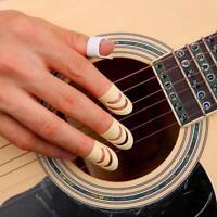 3Pcs ALaska Piks Guitar Finger Picks for Acoustic Electric Guitar Ukulele M L