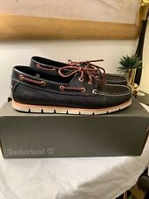 Timberland Boat Shoes Size Uk 9.5