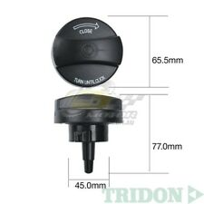 TRIDON FUEL CAP NON LOCKING FOR BMW 335i E90-E91 M Series 10/06-06/11 6 3.0L