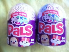 Educational Insights Playfoam Pals Set of 2 - Surprise Egg w/ Hidden Pal Inside