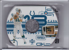1999 UPPER DECK POWERDECK #PD7 PEYTON MANNING INDIANAPOLIS COLTS 1055