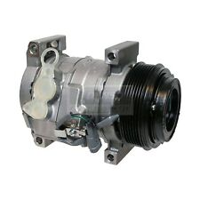 DENSO 471-0700 New Compressor And Clutch