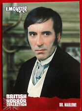 BRITISH HORROR COLLECTION - I, Monster - DR. MARLOWE - Card #76