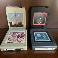 Tim Weisberg Smile 8 Track Tape Lot (4) Dreamspeaker, Live At Last & More TESTED