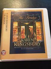 """The Bridge"" A Novel By Karen Kingsbury Audio Book On CD 2012 Clam Shell Case"