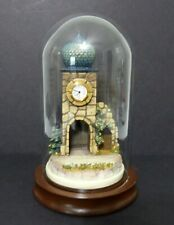 Mj Hummel The Mail Is Here Clock Tower Vignette 285-P