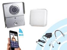 Videocitofono wifi wireless chiamata smartphone iphone android sensore movimento