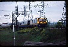 Original Rail Slide - VIA Rail Canada 6902+ Burlington ON 9-17-1987