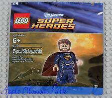 NEW Lego Super Man JOR-EL MINIFIG - DC Universe Hero Dad Minifigure 5001623 RARE