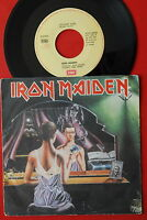 "IRON MAIDEN TWILIGHT ZONE/WRATHCHILD 1981 VERY RARE EXYUGO 7"" PS"