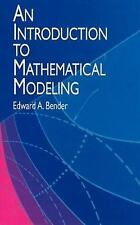 Dover Books on Computer Science: An Introduction to Mathematical Modeling by...