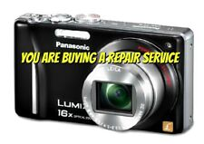 PANASONIC Lumix ZS9 REPAIR SERVICE for your Digital Camera w/60 Day Warranty