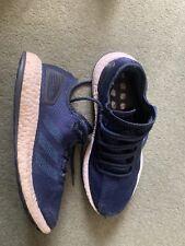Zapatillas para hombre Adidas Pure Boost Talla 8 UE 42 Noche Azul Marino Y Azul BA8898