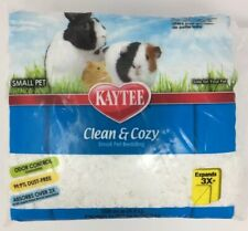 Kaytee Clean And Cozy Small Pet White Pet Bedding
