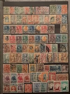 THAILAND (2689) Nice Small Old Collection (Used)
