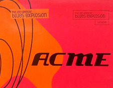 Acme by The Jon Spencer Blues Explosion (CD) - **DISC ONLY**