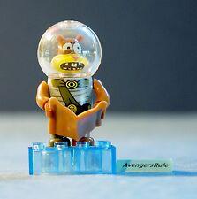 Spongebob Squarepants Movie Mega Bloks Series 2 Sandy Squirrel