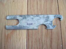 Vintage Cox Td .09 Wrench # 22131 Bag # 2