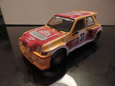 RENAULT 5 MAXI TURBO TDC 85 R5 MAXI TURBO 1/18 OTTO OTTOMOBILE OTTOMODELS