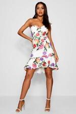 9c7691193472 Boohoo Dresses for Women with Ruffle   eBay