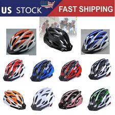 Bicycle Helmet Road Cycling Safety Helmet MTB Mountain Bike Sports Adjustable,US