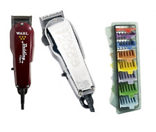 Wahl Clipper pelo, cortadora De Color Cónico 2000 y 1-8 juego de peine