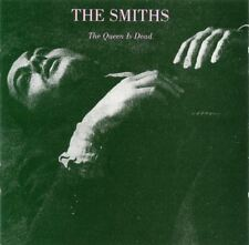 THE SMITHS (MORRISSEY) the queen is dead (CD album) 4509-91896-2 indie rock