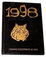 1998 Cougar's Pride Yearbook - Curundu Junior High School - Panama Canal Zone