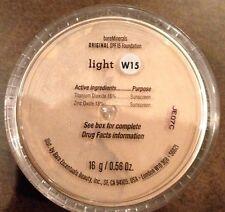 """bareMinerals Foundation~""""LIGHT""""~HUGE~16g~New/Sealed!!"""