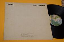 TODD RUNDGREN LP FAITHFUL 1°ST ORIG ITALY 1976