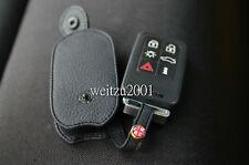 VOLVO Key Case for C30 C70 S40 S80 V50 V60 V90 V70 XC70 in Black Color